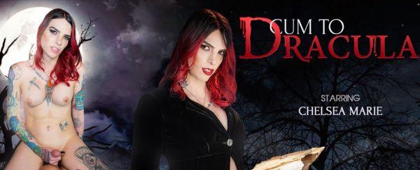 Cum To Dracula Chelsea Marie - Gear VR