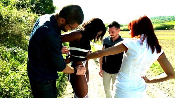JacquieetMichelTV - Shamara - Morgane et Shamara partouzent ! [FullHD 1080p]