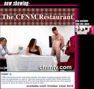 CfnmTV – The CFNM Restaurant Part 1