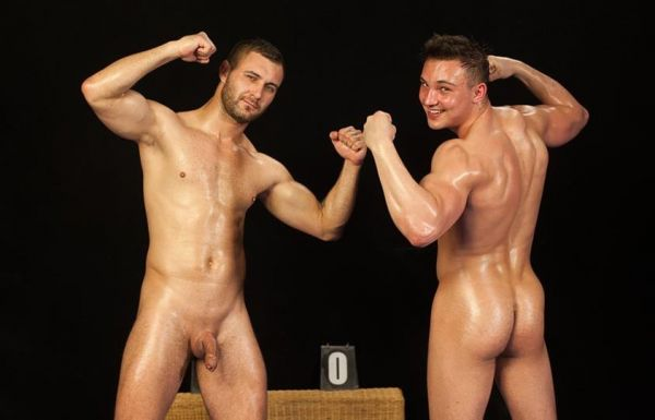 WH – Martin Polnak & Gerasim Spartak – WRESTLING