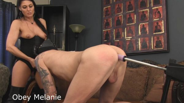 Obey Melanie You Deserve to be Fucked