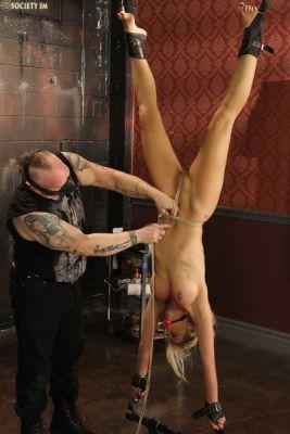 SocietySM - Taste of Pleasure - Cherie Deville