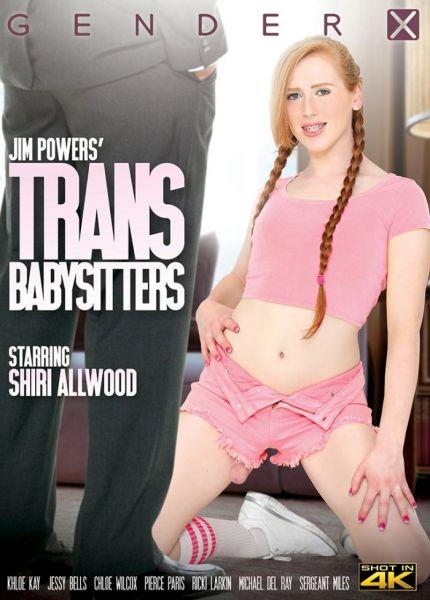 Khloe Kay, Shiri Allwood, Jessy Bells, Chloe Wilcox - Trans Babysitters (Split Scene) (GenderX.com/FullHD/2018)