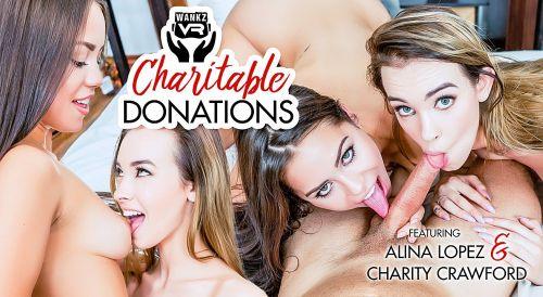 Charitable Donations - Oculus Rift