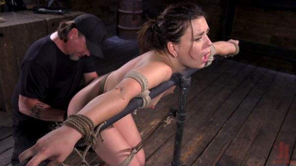 Juliette March - Pain Slut Juliette March In Predicament Bondage And Suffering
