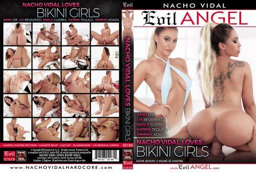 Nacho Vidal Loves Bikini Girls(Nacho Vidal, Evil Angel) [2018, Gonzo Hardcore, WEB-DL 1080p]