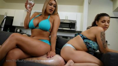 TheQueendom – Lumpy Furniture – Megan Jones, Mia Annabella