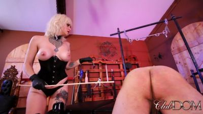 Clubdom – Caned For Being Pathetic