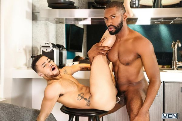 MEN – Sex Clues Part 2 – Beaux Banks & Lawrence Portland