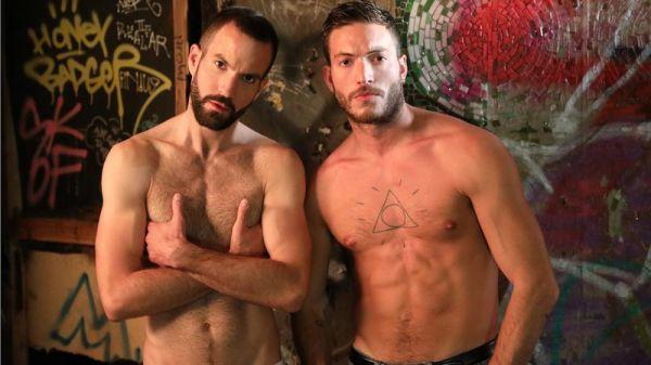 EV –  Rico tastes Pauls 9 inches – Paul Vinzent & Rico Fatale