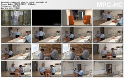 SpankedInUniform - The Masonfield Prison For Women 9