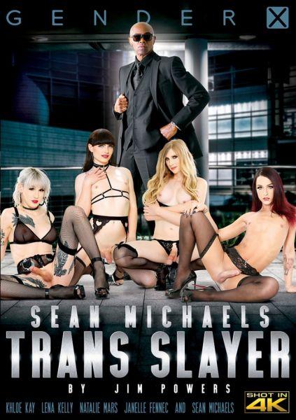 Lena Kelly, Natalie Mars, Khloe Kay, Janelle Fennec - Sean Michaels Trans Slayer (Split Scene) (GenderX.com/FullHD/2018)