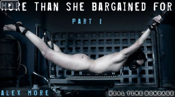 More Than She Bargained For Part 1