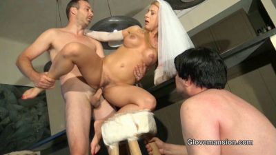 GloveMansion – Wedding night cuckold contract part 2