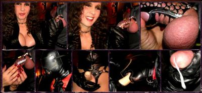 DominatrixAnnabelle – Wheel of Fortune!
