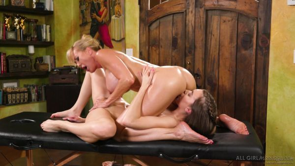 Brandi Love and Jill Kassidy - Friendly Competition