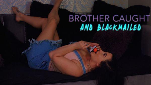 Korina Kova - Brother Caught and Blackmailed - 24.11.2018 [FullHD 1080p] (ManyVids)