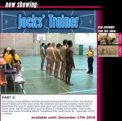 CfnmTV – Jocks Trainer Part 2