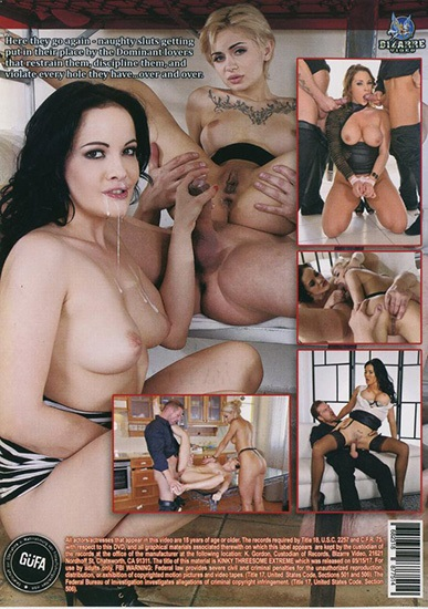 Kinky Threesomes Extreme  (2017)