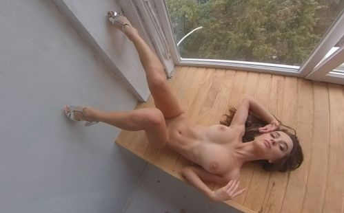 High Heels & Pink Panties Oculus Rift