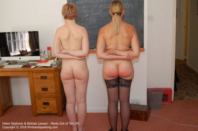 FirmHandSpanking – Marks Out of Ten – M – Belinda Lawson