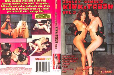 Ashley Renee's Kink & Trash Vol. 3