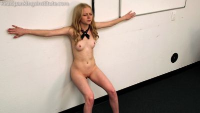 RealSpankingsInstitute – Alice's Embarrassing Punishment from The Dean