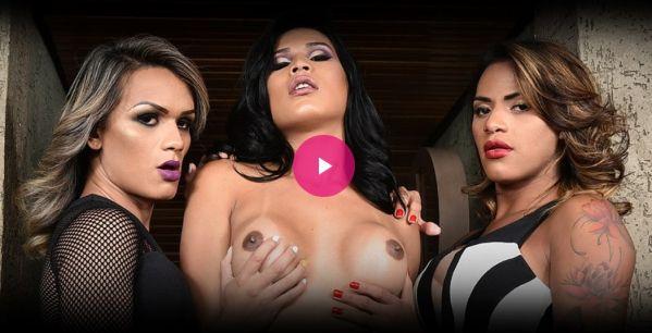 lexia Rios, Juliana Leal, Thayssa Fadinha - Manic At The Disco - Gear VR