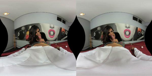 Corner Pocket Oculus Rift