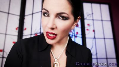 GoddessAlexandraSnow – The Training Tool