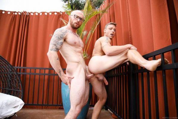 NDR – Markie More, Justin Matthews – Horsing Around (Bareback)