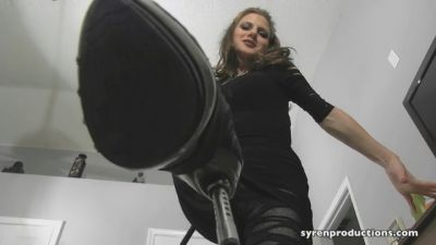SyrenProductions – Underneath My Boots POV
