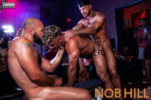 NS – Nob Hill – Adam Killian, Jessie Colter & Max Duro