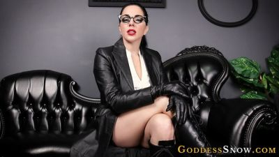 GoddessAlexandraSnow – My Ruthless Gloves