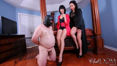 Clubdom – Liberated From Manhood by Jean and Lydia: Ball Shock