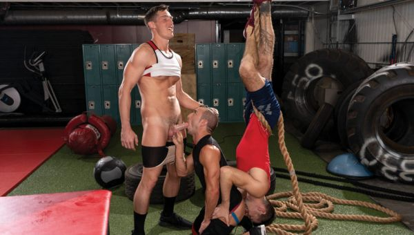 FS – XXX-Fit – Woody Fox, Grant Ryan & Steven Lee