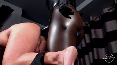 KinkyMistresses – Fucked By Mistress Steel