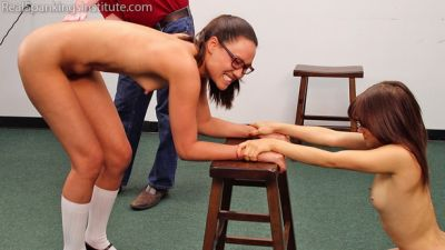 RealSpankingsInstitute – Two Naughty School Girls Punished Together(Part 4 of 4)