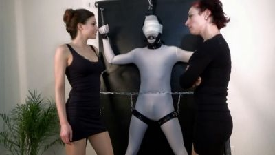 PantyhoseTherapy – Contest Between Cousins