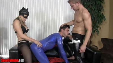 SweetFemdom – Cat Woman's Super Slut
