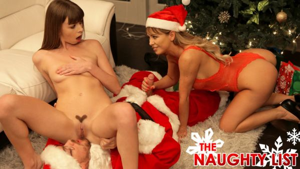 Alex Blake and Cherie Deville - The Naughty List