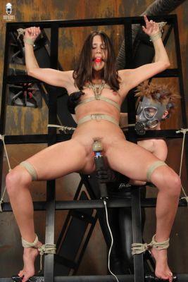 PerfectSlave - Driven To Submission - Anna Morna & Sasha Knox
