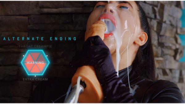 Korina Kova - Throat Creampie Alternate Ending – 19.12.2018 [FullHD 1080p] (ManyVids)