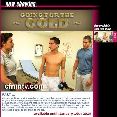 CfnmTV – Going for the Gold Part 1