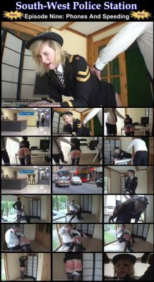 SpankedInUniform – South-West Police Station 9