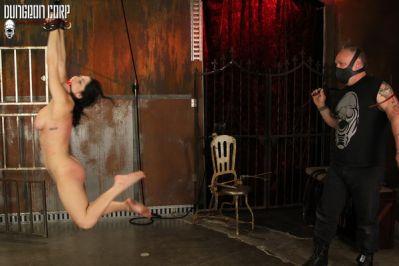 Whipped Tits - TheWhipChamber - Kymberly Jane
