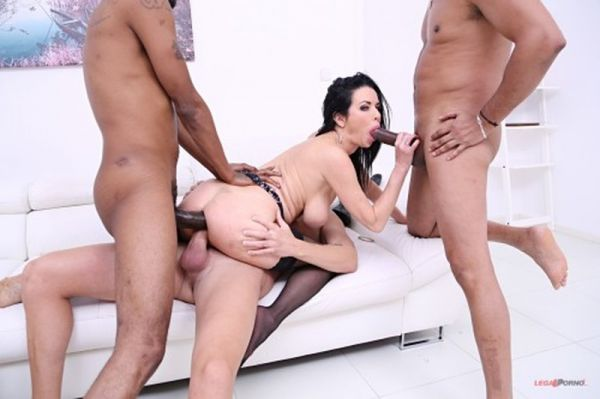 Veronica Avluv - Veronica Avluv monster cock fuck session with DAP & 0% pussy SZ2122 [HD 720p] (LegalP0rno)