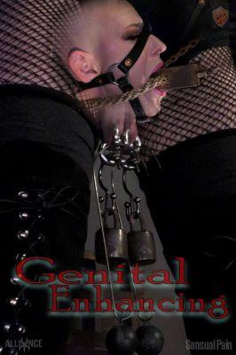 SensualPain – Dec 26, 2018: Genital Enhancing | Abigail Dupree