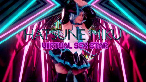 Korina Kova - Hatsune Miku Virtual Sex Star - 14.12.2018 [FullHD 1080p] (ManyVids)