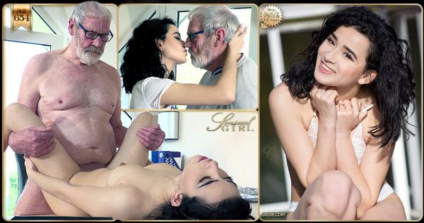 Mia Navarro - №654 A Young Fast Learner [FullHD 1080p] (Oldje)